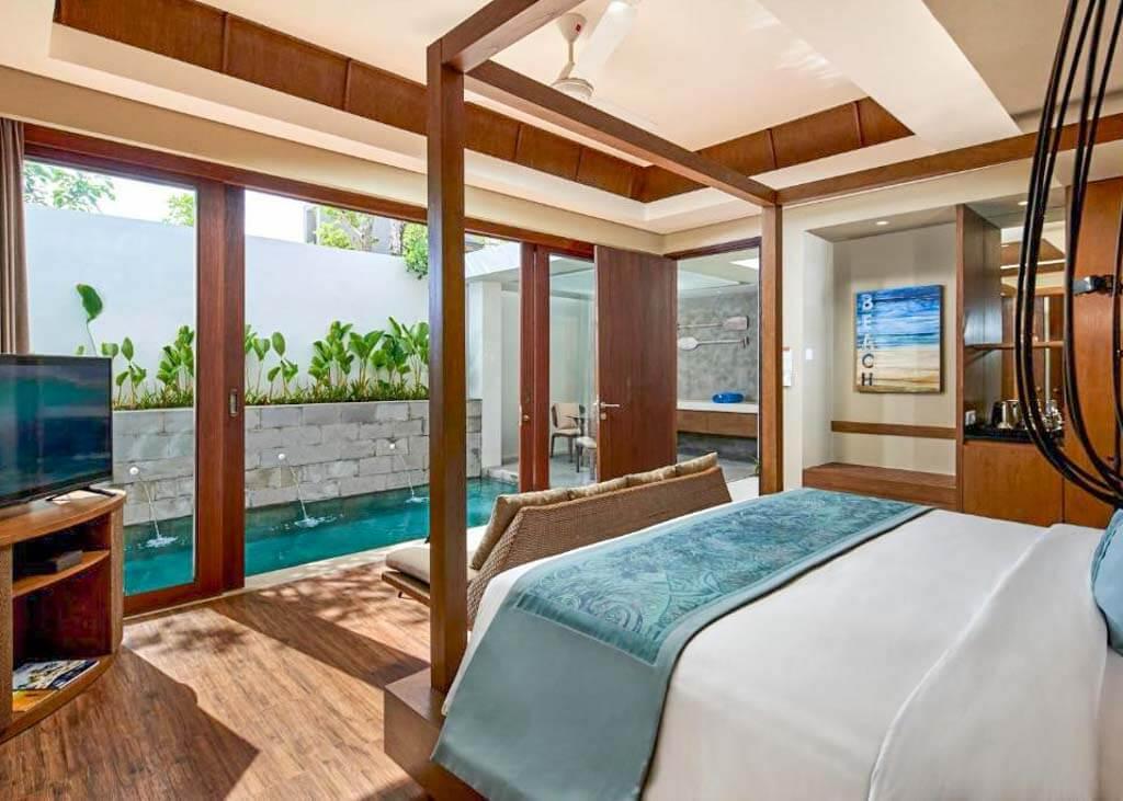 X2 luxury accommodation in Uluwatu