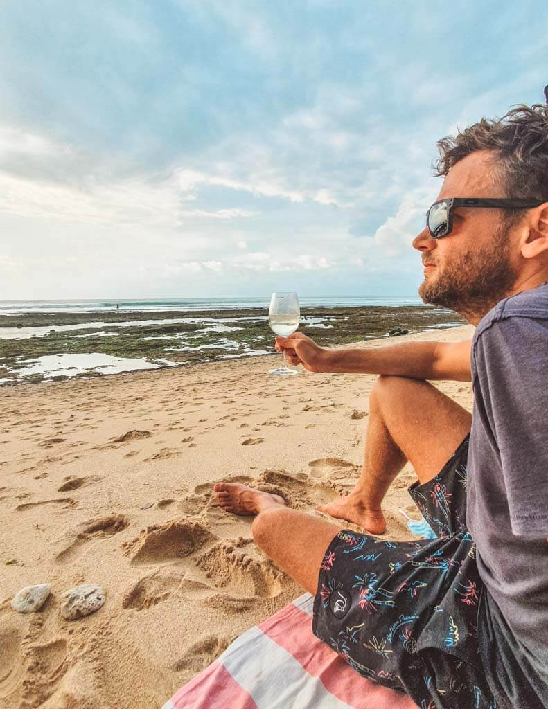 Packing list for men in Bali